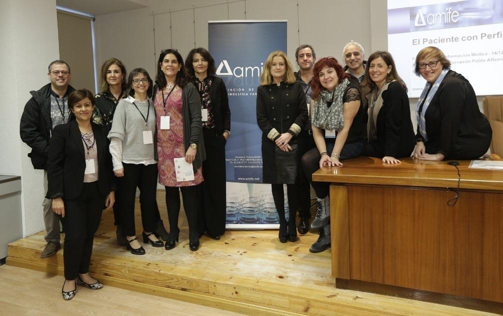 Grupo de Trabajo de Información Médica de Amife
